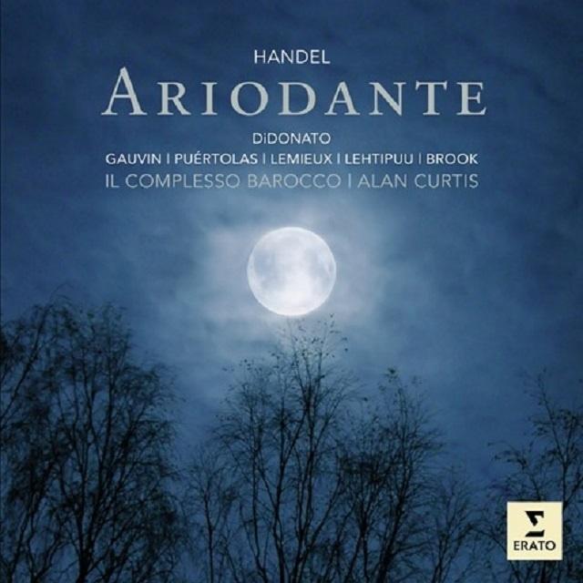 『アリオダンテ』全曲 アラン・カーティス&イル・コンプレッソ・バロッコ、ジョイス・ディドナート、カリーナ・ゴーヴァン、他(2010 ステレオ)(3CD)