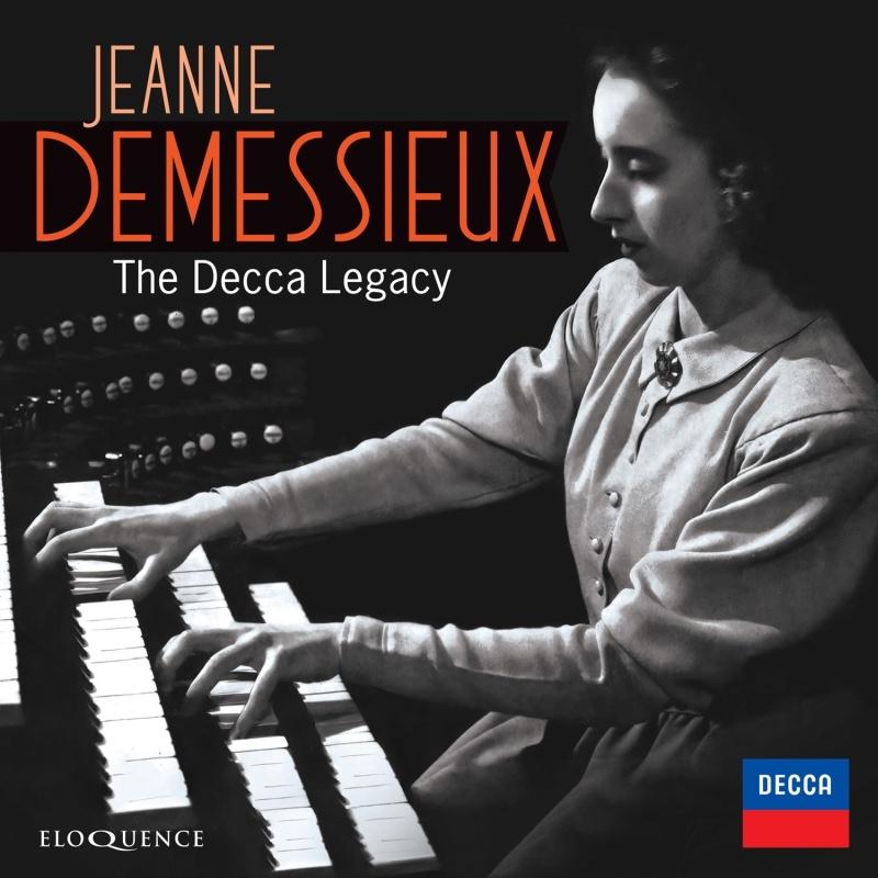 ジャンヌ・ドゥメッシュー〜ザ・デッカ・レガシー(8CD)