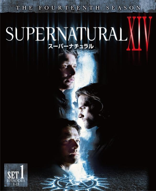 SUPERNATURAL <フォーティーン> 前半セット(3枚組/1〜13話収録)