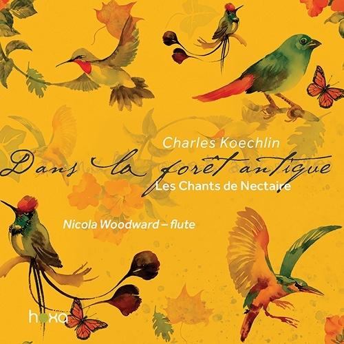 ネクテールの歌 第2集 ニコラ・ウッドワード