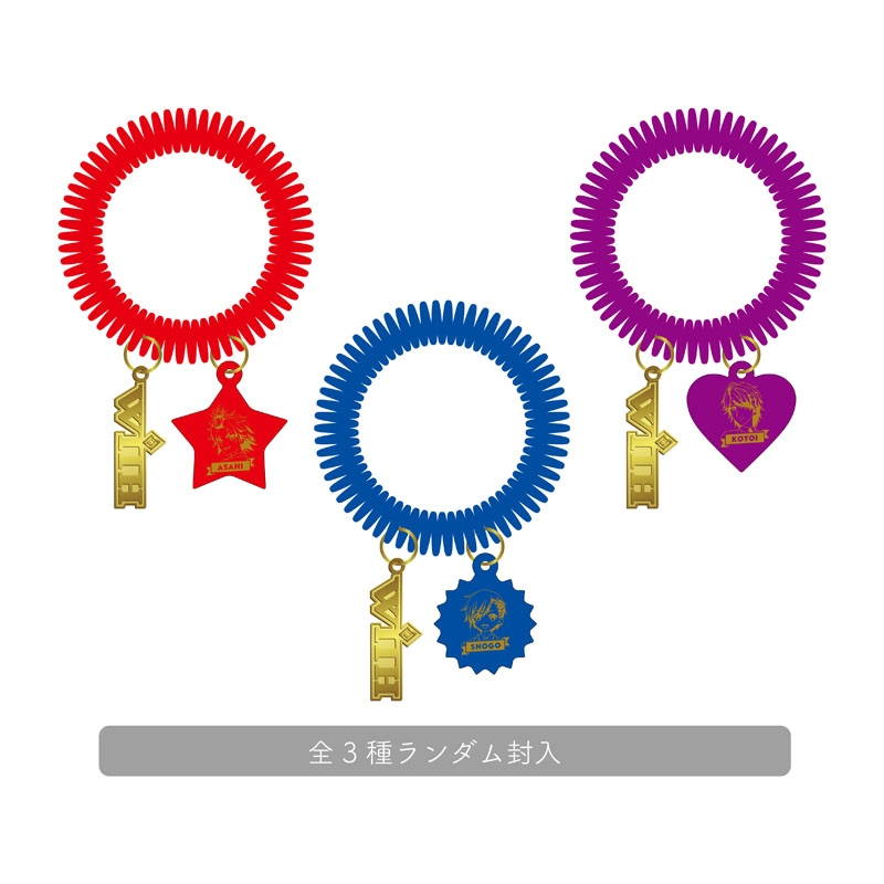 トレーディングコイルブレスレット / WITH/lations by IdolTimePripara