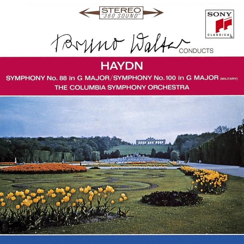 交響曲第88番『V字』、第101番『軍隊』 ブルーノ・ワルター&コロンビア交響楽団