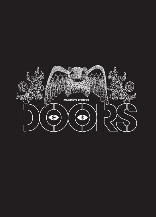 M&Oplaysプロデュース『DOORS』公演パンフレット