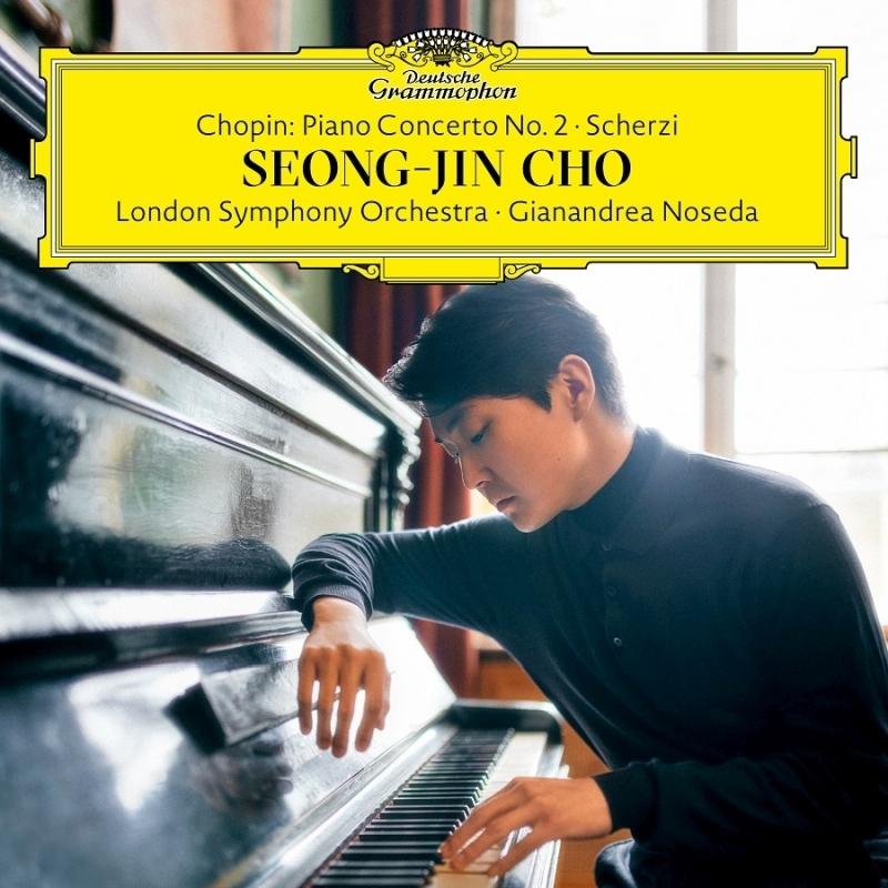 ピアノ協奏曲第2番、4つのスケルツォ チョ・ソンジン、ジャナンドレア・ノセダ&ロンドン交響楽団(MQA/UHQCD)