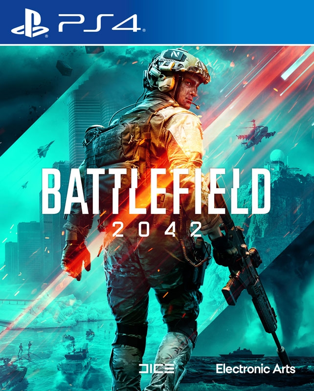 【PS4】Battlefield 2042