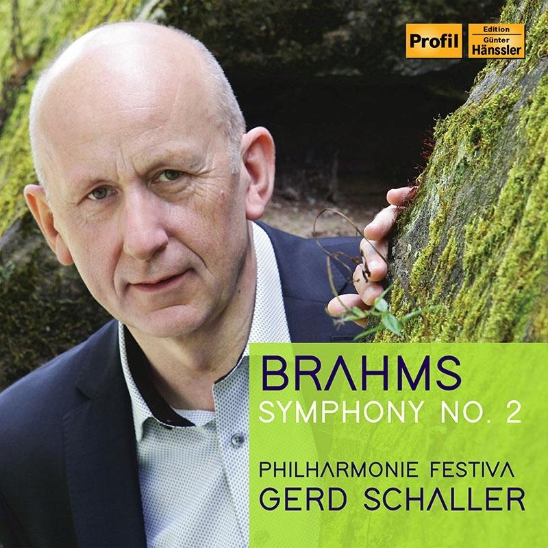 交響曲第2番 ゲルト・シャラー&フィルハーモニー・フェスティヴァ