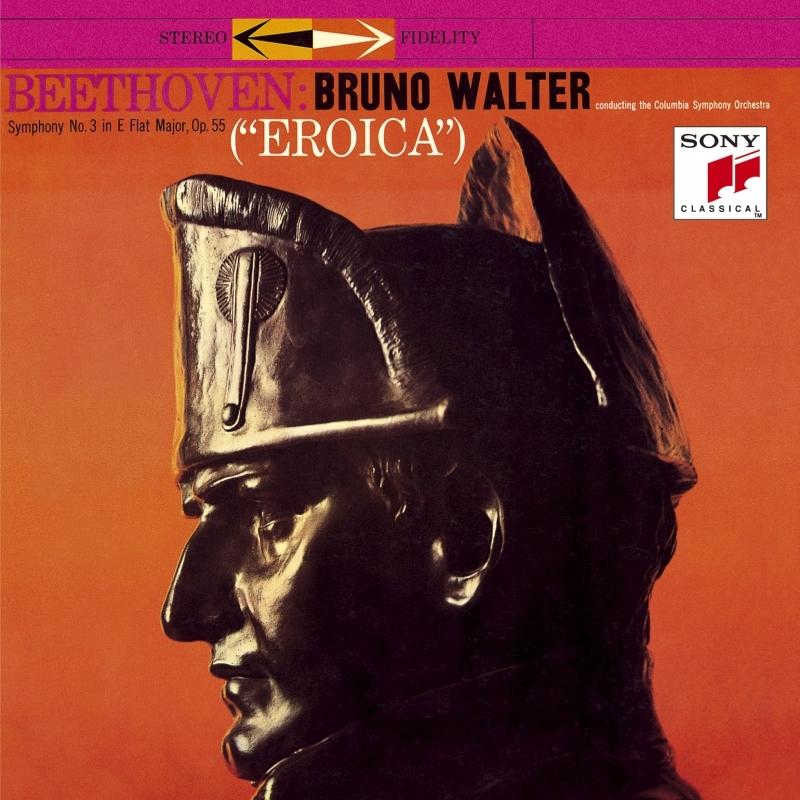 交響曲第3番『英雄』、序曲『コリオラン』 ブルーノ・ワルター&コロンビア交響楽団