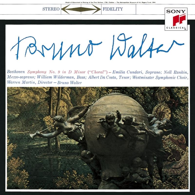 交響曲第9番『合唱』 ブルーノ・ワルター&コロンビア交響楽団