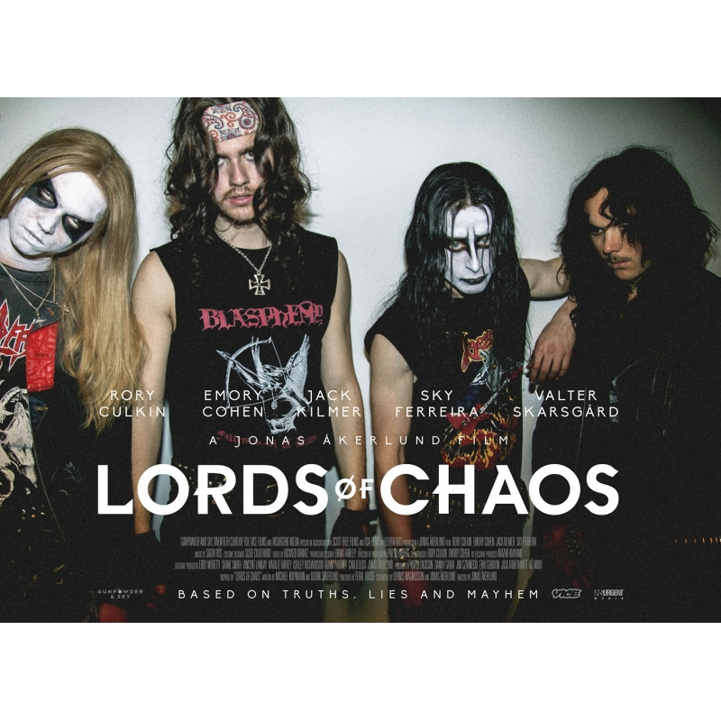 LORDS OF CHAOS ロード・オブ・カオス BLACK BOX【Blu-ray】