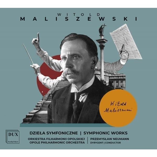 交響曲第1番、第2番、第3番、第4番、管弦楽作品集 プシェミスワフ・ノイマン&ユゼフ・エルスネル・オポーレ・フィル(3CD)