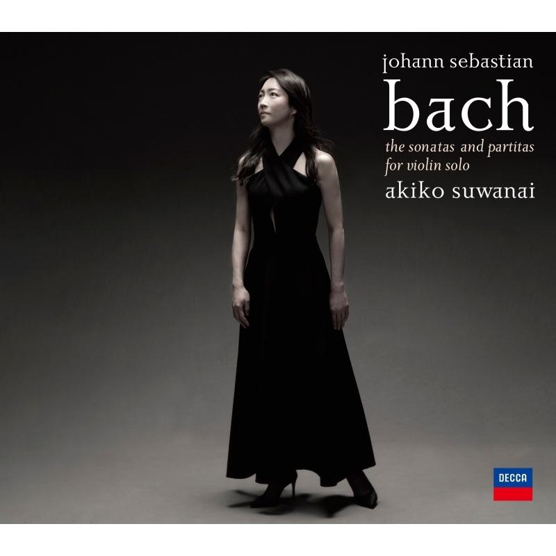 無伴奏ヴァイオリンのためのソナタとパルティータ 全曲 諏訪内晶子【初回限定盤】(2SACD)