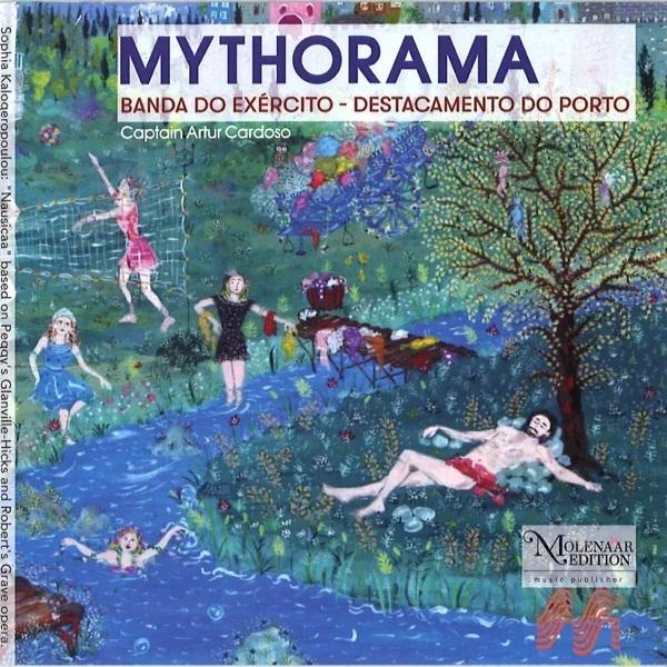 Mythorama-new Compositions For Concert Band 84: Banda Do Exercito Destacamento Do Porto