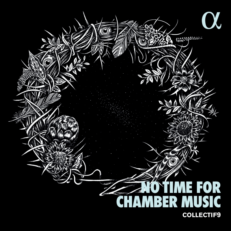 『No Time for Chamber Music〜弦楽九重奏で聴くマーラー』 コレクティフ9