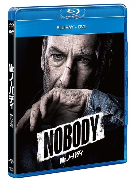 Mr.ノーバディ ブルーレイ+DVD