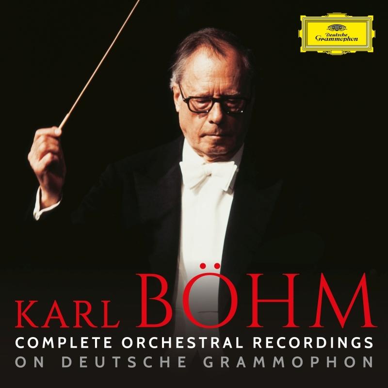 カール・ベーム/ドイツ・グラモフォン管弦楽録音全集(67CD+ブルーレイ・オーディオ)