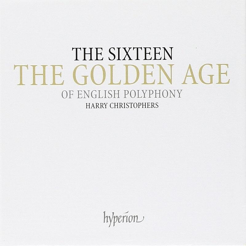 イギリス・ポリフォニーの黄金時代〜フェアファックス、タヴァナー、シェパード、マンディ ハリー・クリストファーズ&ザ・シックスティーン(10CD)