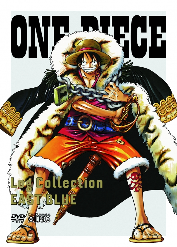 """ONE PIECE Log Collection """"EAST BLUE"""""""