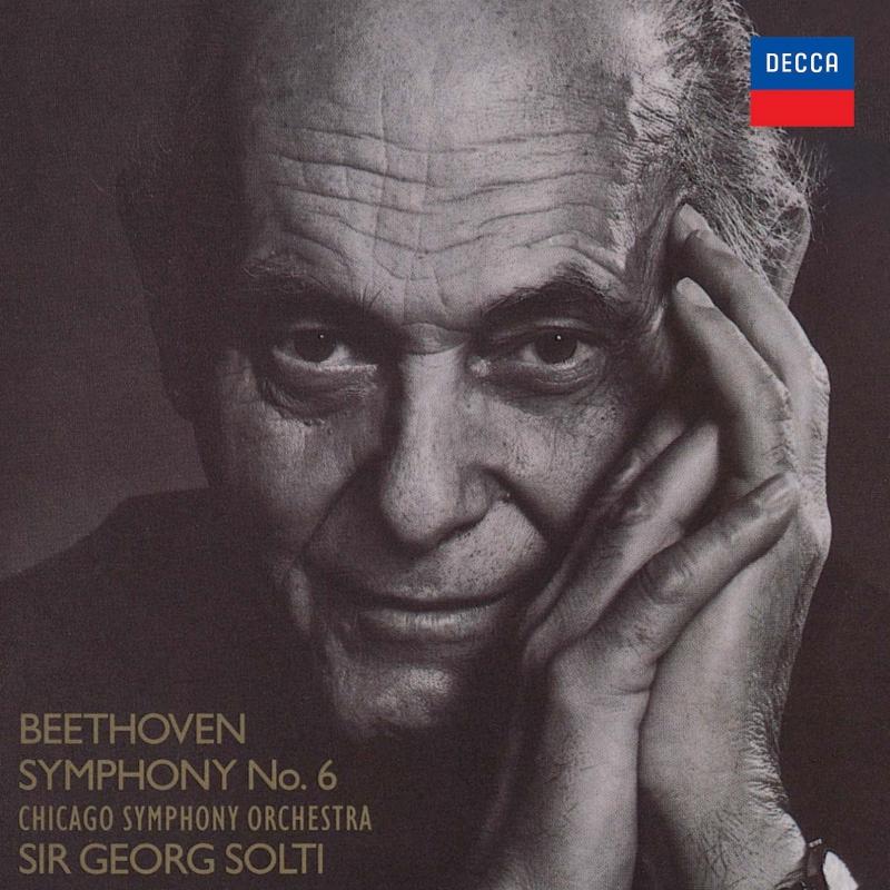 交響曲第6番『田園』、『レオノーレ』序曲第3番 ゲオルグ・ショルティ&シカゴ交響楽団(1988)