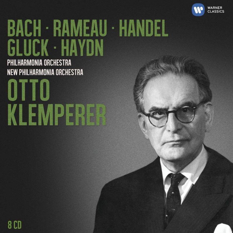 バッハからハイドンまで クレンペラー(8CD)