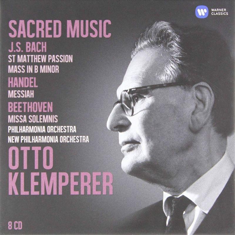 Klemperer: Klemperer: Sacred Music-j.s.bach, Handel, Beethoven