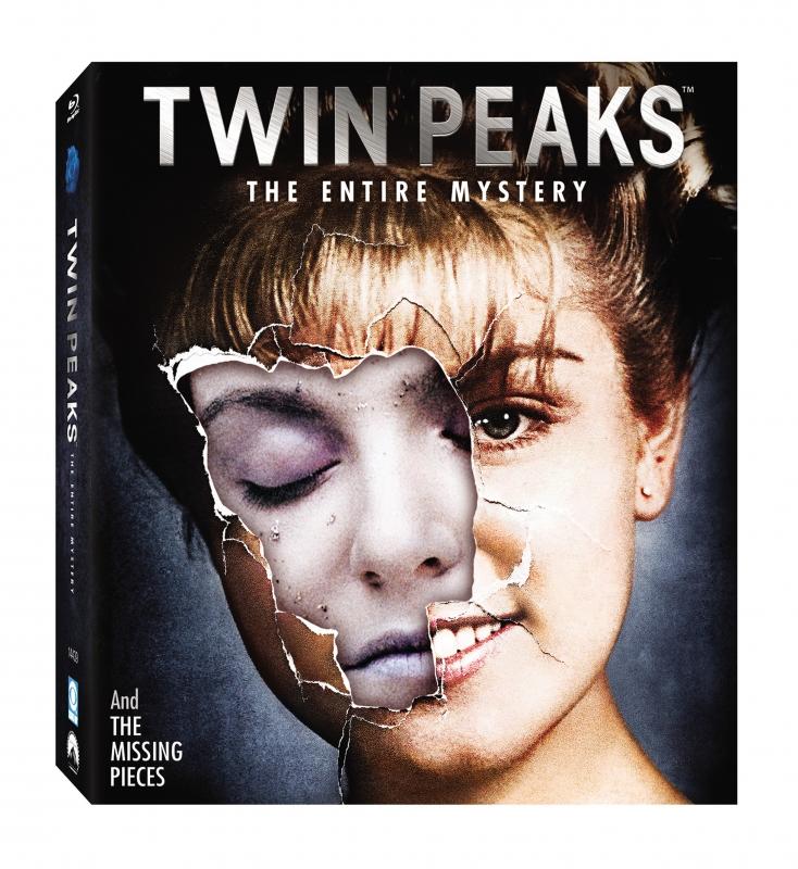 ツイン・ピークス 完全なる謎 Blu-ray BOX【数量限定生産】
