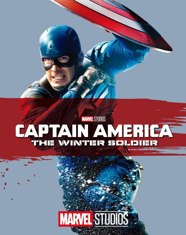 キャプテン・アメリカ/ウィンター・ソルジャー MovieNEX[ブルーレイ+DVD]