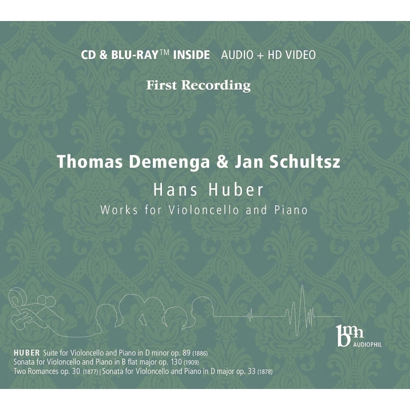 Works For Cello & Piano: Demen...