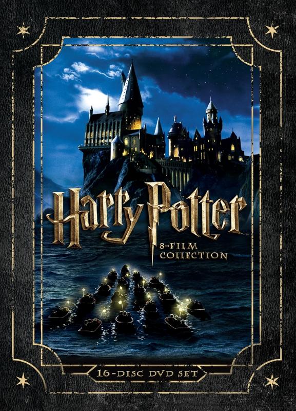 【初回生産限定】ハリー・ポッター DVD コンプリート セット 特典ディスク付(16枚組)