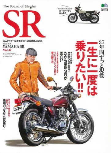 The Sound Of Singles Sr Vol.6 エイムック