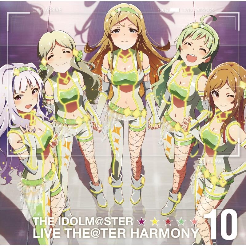 『アイドルマスター ミリオンライブ!』 THE IDOLM@STER LIVE THE@TER HARMONY 10