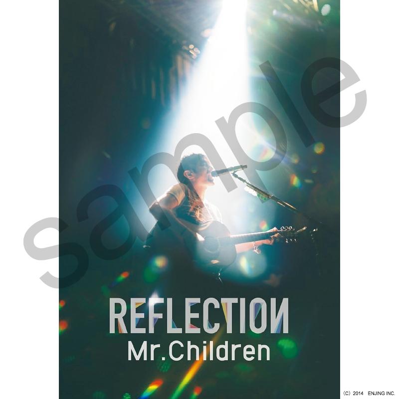 Mr.Children『REFLECTION』劇場用映画パンフレット