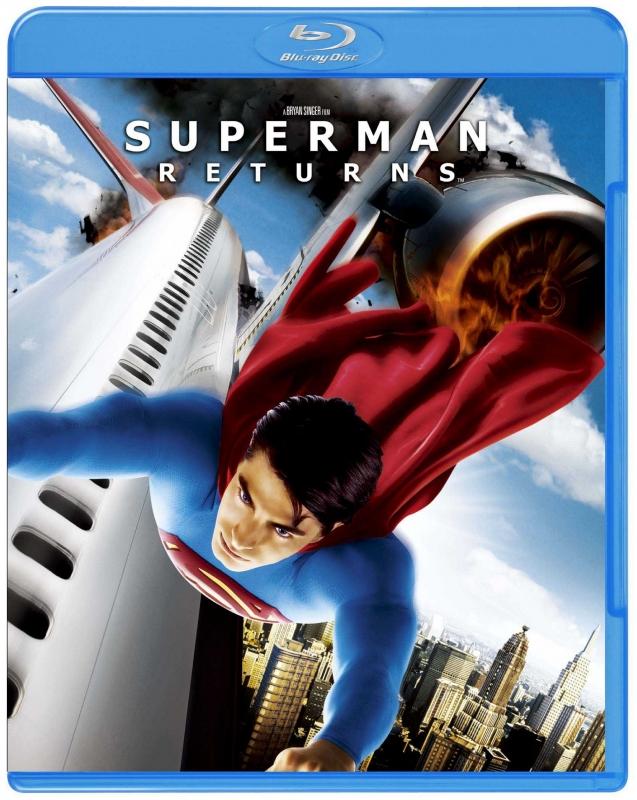 【初回生産限定スペシャル・パッケージ】スーパーマン リターンズ