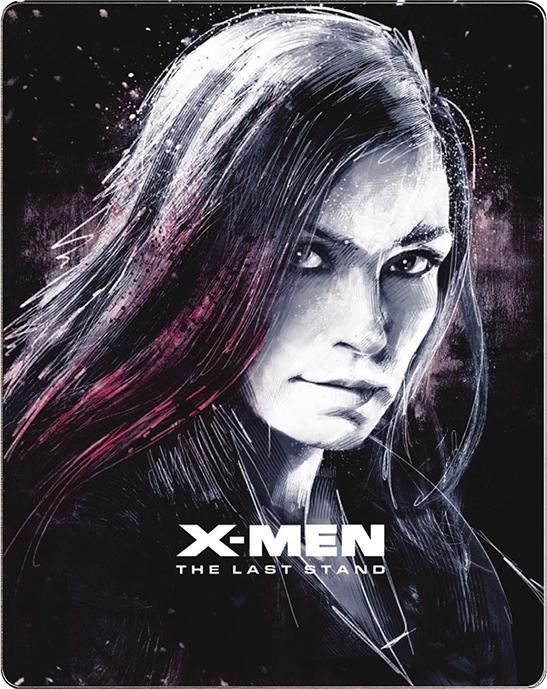 〔スチールブック仕様〕X-MEN:ファイナル ディシジョン〔完全数量限定生産〕