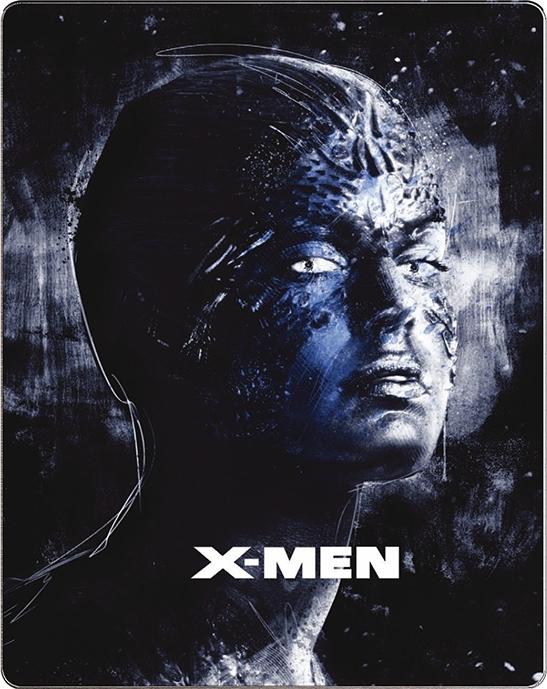 〔スチールブック仕様〕X-MEN〔完全数量限定生産〕