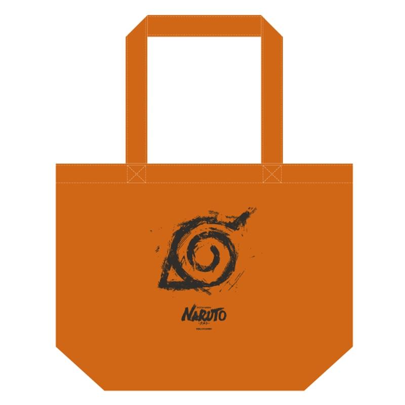 ショッピングバッグ【オレンジ】/ ライブ・スペクタクル「NARUTO-ナルト-」