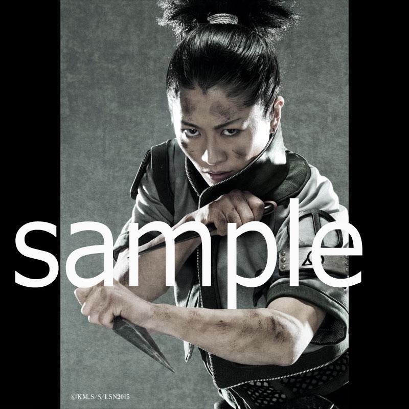 ブロマイド2枚セット【奈良シカマル】/ ライブ・スペクタクル「NARUTO-ナルト-」