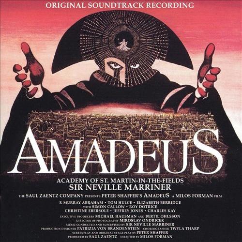 アマデウス Amadeus (BOX仕様/3枚組アナログレコード/Fantasy)