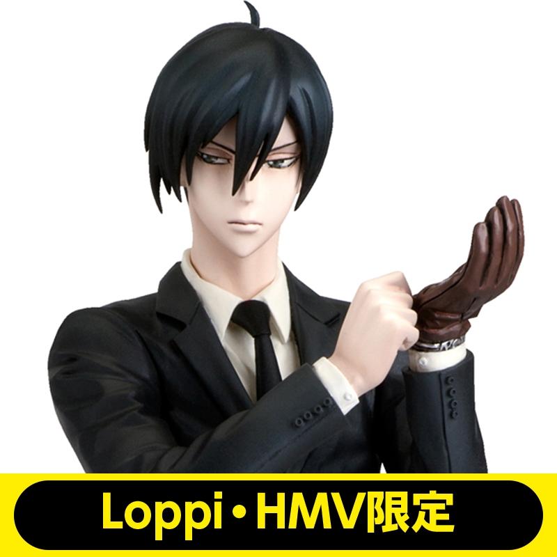 mensHdge technical statue No.12+ 宜野座伸元『PSYCHO‐PASS サイコパス2』  【Loppi・HMV限定】