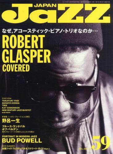 JaZZ JAPAN(ジャズジャパン) Vol.59