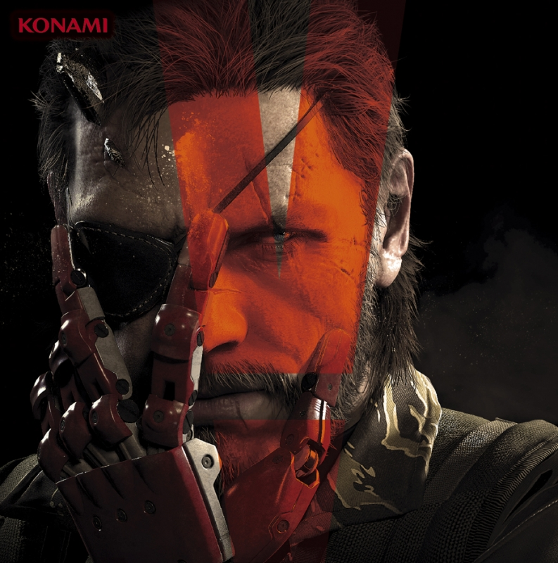 METAL GEAR SOLID VOCAL TRACKS & COVER(仮)