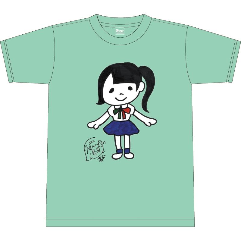 みりねむちゃんTシャツ NEWカラー ミントグリーン【L】 / @JAM EXPO 2015