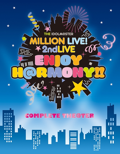 THE IDOLM@STER MILLION LIVE! 2ndLIVE ENJOY H@RMONY!! LIVE Blu-ray