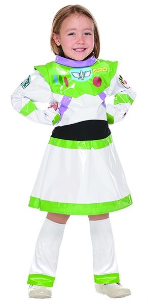 バズ【女児用】コスチューム ディズニー