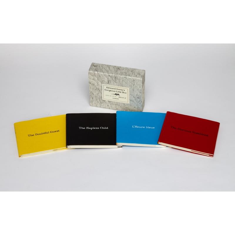 Edward Gorey's Gorgeous Little Box