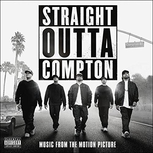 straight outta compton music from the motion picture ストレイト