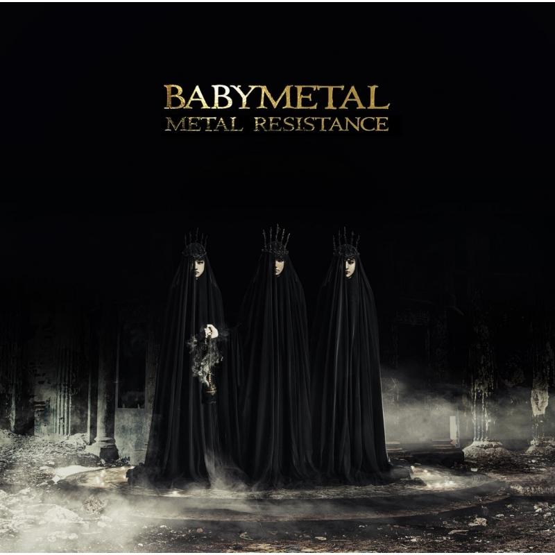METAL RESISTANCE (+DVD)【初回生産限定盤】