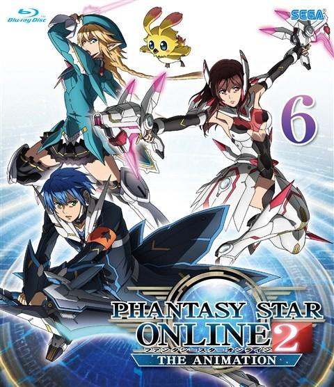 ファンタシースターオンライン2 ジ アニメーション 6
