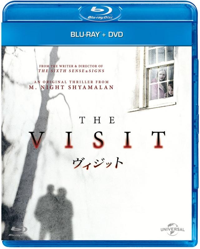 ヴィジット ブルーレイ&DVDセット