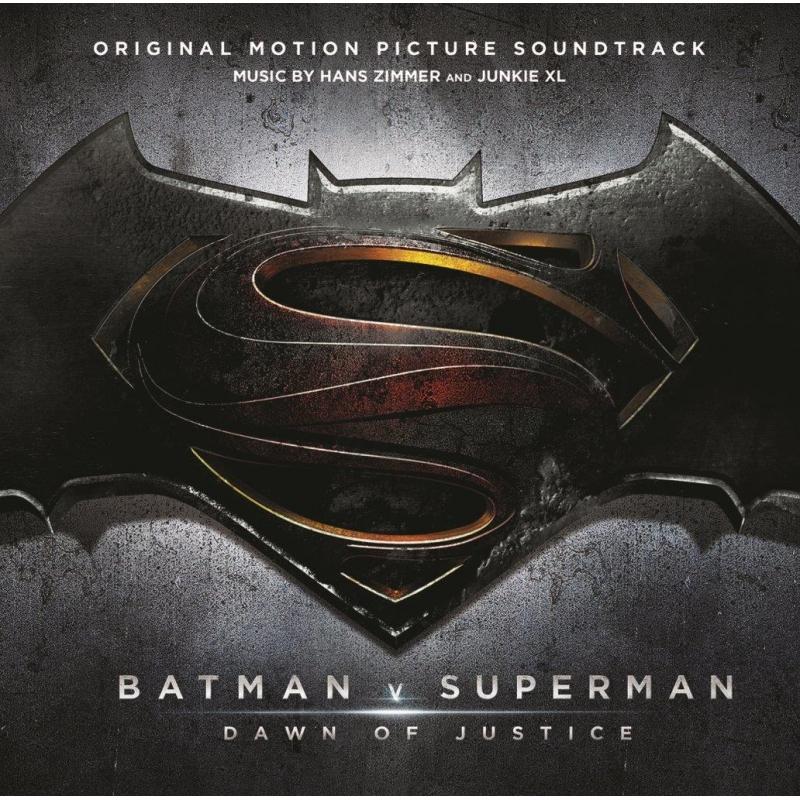 「バットマン vs スーパーマン ジャスティスの誕生」オリジナル・サウンドトラック