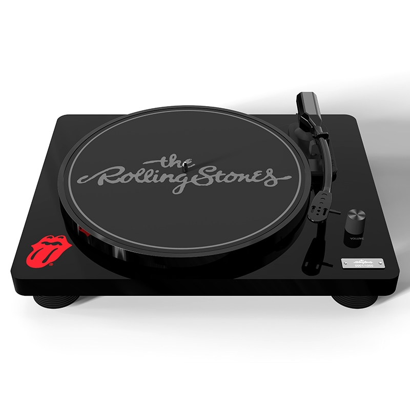 Amadana Music レコードプレーヤー Limited Edition The Rolling Stones